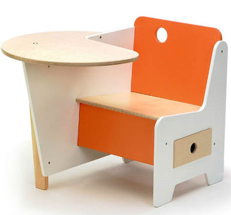The Doodle Drawer Desk Has It All for Your Kids Seating