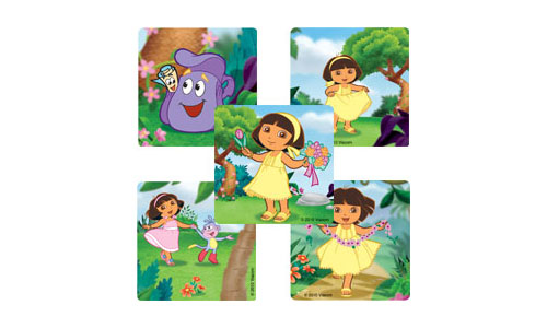 Dora and Friends Stickers - Stickers for Kids