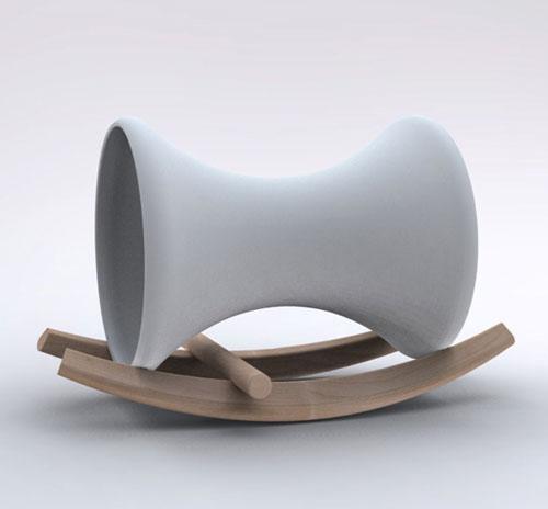 Modern Kids Toy Doshi Levien Rocker For Richard Lampert Modern Baby Toddler Products