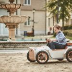 D. Throne Premium Electric Car for Children