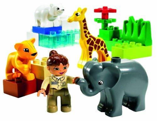 Duplo LEGO Ville Baby Zoo