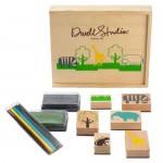 DwellStudio Stamp Sets : Perfect Gift For Children Who Love Stamping!