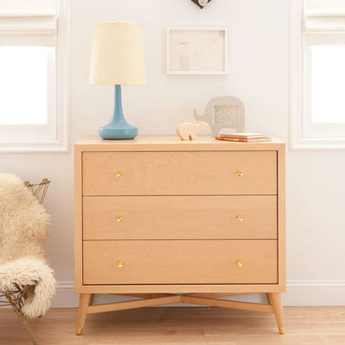 DwellStudio Century Dresser for Modern Nursery