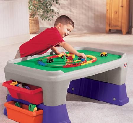 easy adjust play table