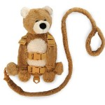 Eddie Bauer Harness Buddy Keeps Your Little One Close in Crowded Open Areas