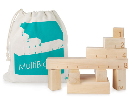 Educational Toy Wooden MultiBlocks