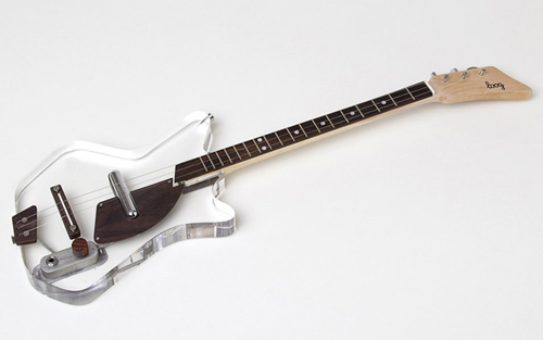 Electric Loog Guitar for Little Rockstar in Your Family