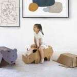 Endangered Animals Cardboard by Studio Fantasio