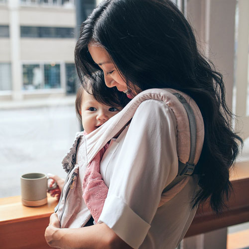 Modern Ergobaby Stylish and Soft Baby Carrier