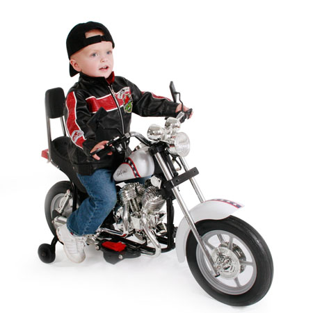 Evel Knievel Classic Motorcycle Turns Your Kids Into A Legendary American Hero