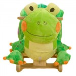 Fergie the Frog Rocker : Modern and Cute Rocker for Modern Baby Toddler