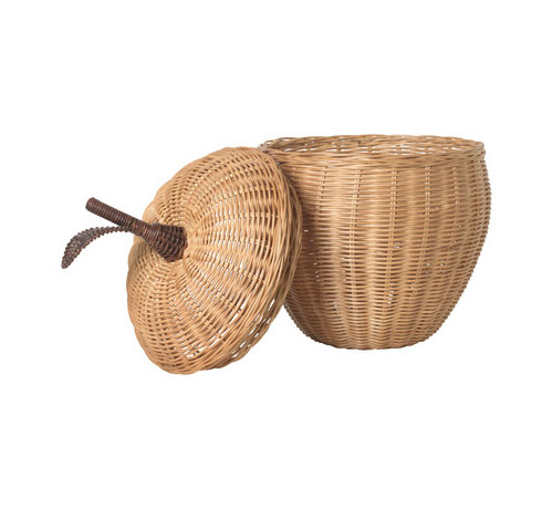 Ferm Living Apple Braided Storage Basket