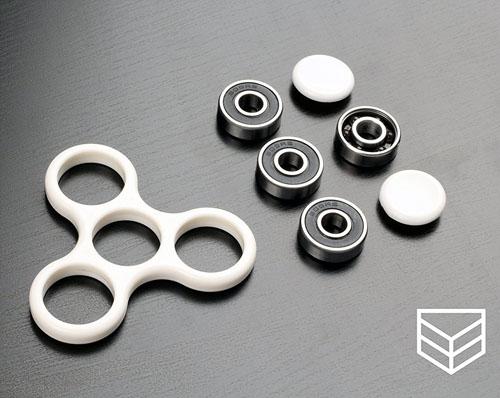 Fidget Spinner - Triune Spinner by Pocket Fidget