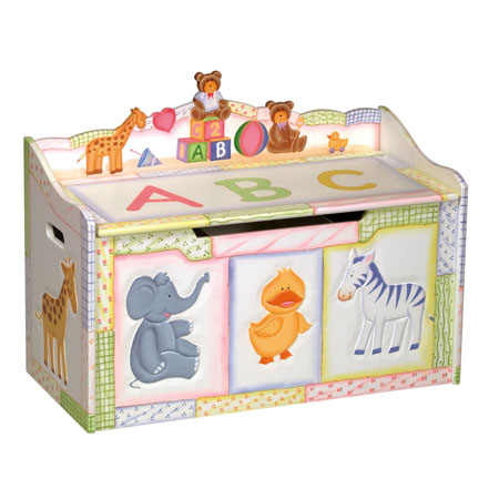 first impressions toy box
