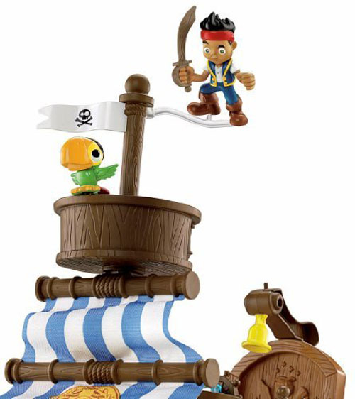 Fisher-Price Disney's Jake and The Neverland Pirates