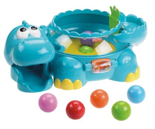 Fisher-Price Go Baby Go Poppity Pop Musical Dino