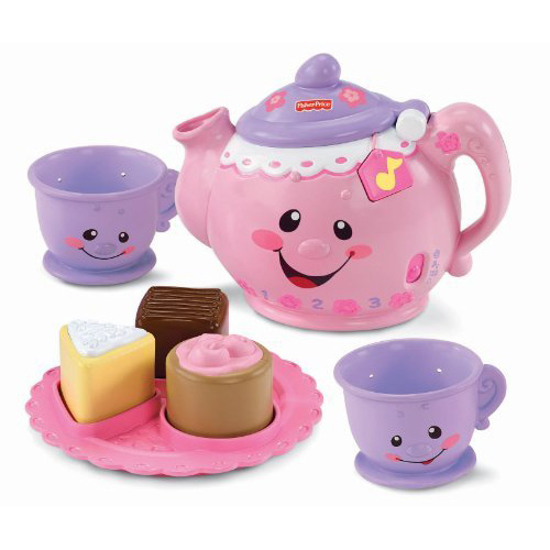Fisher-Price Laugh \u0026 Learn Say Please Tea Set  sc 1 st  Plioz & Laugh and Learn Say Please Tea Set Teaches Your Children About ...