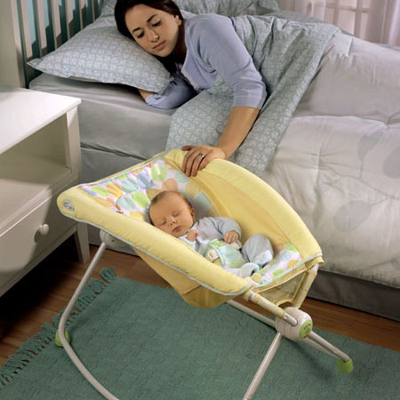 Fisher Price Newborn Rock and Play Sleeper