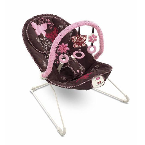 Fisher-Price T2520 Mocha Butterfly bouncer