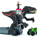 Fisher-Price Imaginext Walking Indoraptor Is Based on Jurassic World