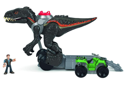 Fisher-Price Imaginext Walking Indoraptor Is Based on Jurassic World