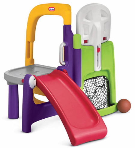 Fold Away Climber : A Great Place to Play both Indoor and Outdoor