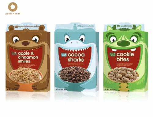 Fresh & Easy Kids Cereals