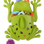 Frog Pod : For Complete Bath Time Clean-Up for Your Children
