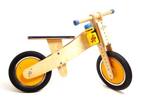 fun and functional pedobike