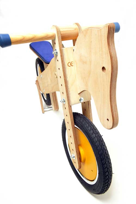 fun and functional pedobike