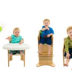 The FunPod Highchair by Luca & Company