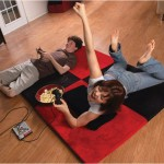 Game Terrain Video Gaming Mat Provides A Comfortable And Functional Place For The Gamers
