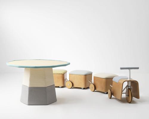 Gicha Chairs by Kam Kam