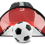 GOLME Urban Pac Backpack Soccer Goal : Play Soccer with Your Children Anytime, Anywhere