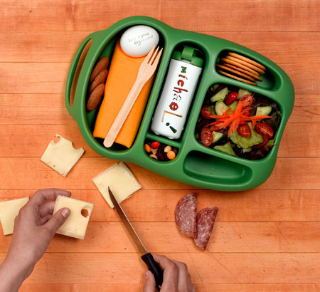 GoodByn Food Container