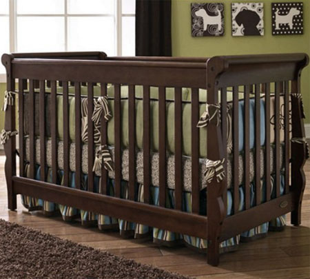 graco convertible crib