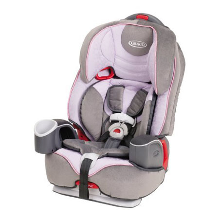 Nautilus Graco On From Gracobaby 3 In 1 Toddler Car Seat 139 00