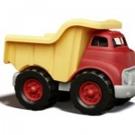 Green Toys Dump Truck Is Made From 100 Percent Recycled Plastic
