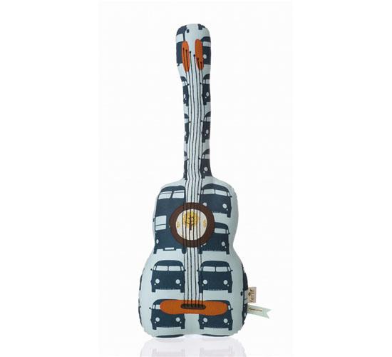 Guitar Pillow by Ferm Living