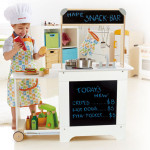 Hape Playfully Delicious Cook 'n Serve Kitchen for Your Little Chef