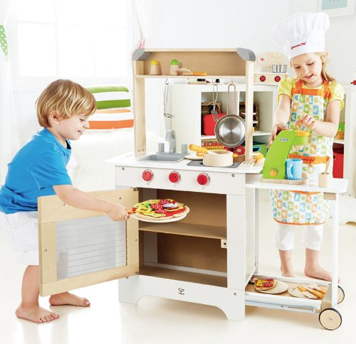 Hape Playfully Delicious Cook 'n Serve Kitchen