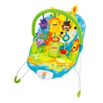 Let Your Baby Rest and Play on Happy Giraffe Bouncer
