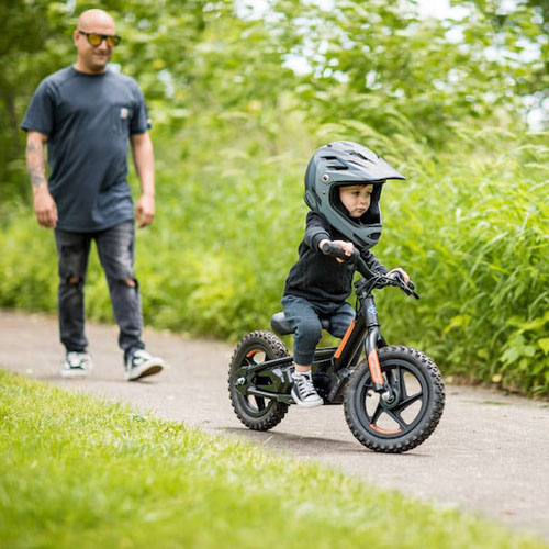 Harley Davidson Electric Balance Bike for Little Riders