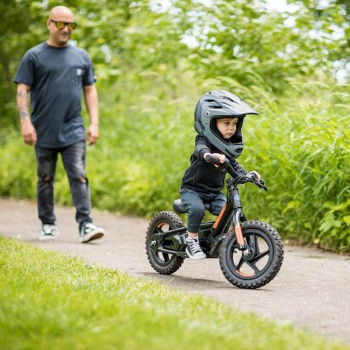 Harley Davidson Electric Balance Bike for Little Riders