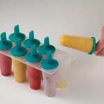 Healthy Snack Frozen Treat Trays for Healthy Toddlers
