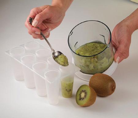 Healthy Snack Frozen Treat Trays