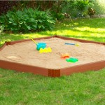 Hexagon Sandbox Can Provide Funful Playfield For Your Kids
