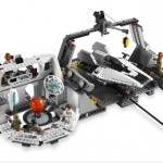 LEGO Star Wars Home One Mon Calamari Star Cruiser Enhances Your Children's Imagination