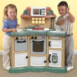 Homestyle Play Kitchen Gives Real Cooking Experience To Your Kids With Ultimate Fun