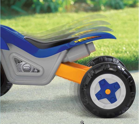 Hop and Scoot ATV - An Ultimate Ride for Your Child